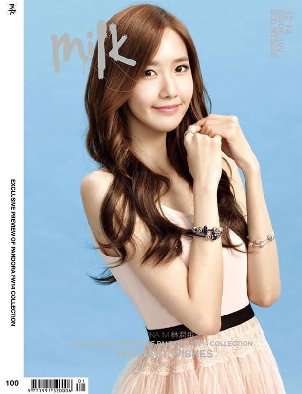 Yoona (SNSD) tung bộ ảnh tạp chí mừng tuổi 30, dân tình choáng nặng khi so với ảnh 10 năm trước - Ảnh 7.
