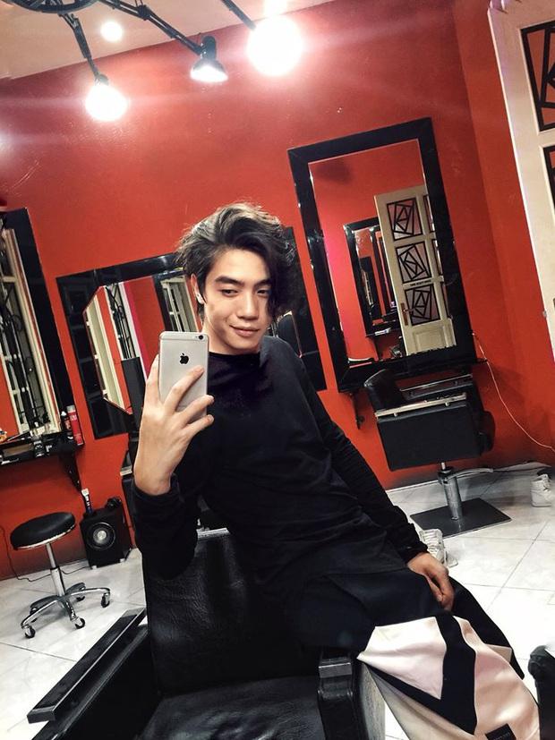 Chân dung mỹ nam tóc dài khiến Midu phải tỏ tình ngay tại sân khấu Người ấy là ai! - Ảnh 9.