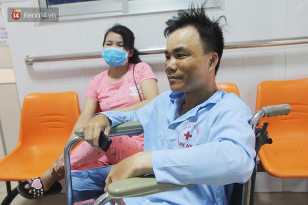 Bố mẹ bị vùi trong đống đổ nát vụ sập công trình kinh hoàng, 2 đứa trẻ bơ vơ trong bệnh viện: Tụi nhỏ không chịu ăn, cứ lo mẹ sẽ chết - Ảnh 8.