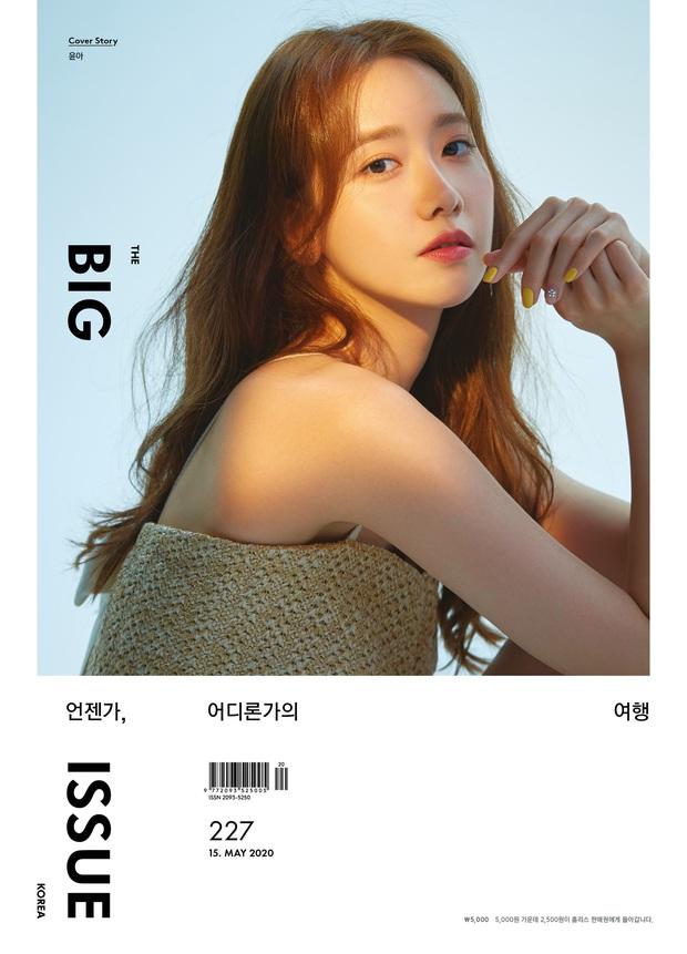 Yoona (SNSD) tung bộ ảnh tạp chí mừng tuổi 30, dân tình choáng nặng khi so với ảnh 10 năm trước - Ảnh 2.