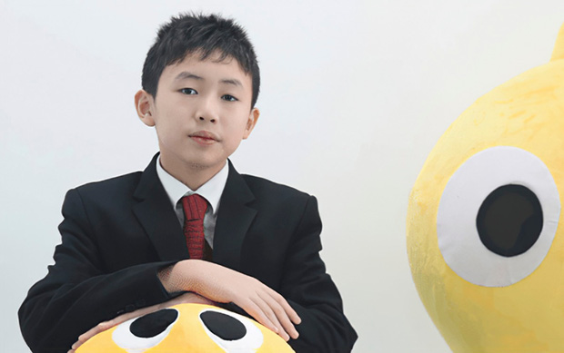 Trở thành chủ tịch công ty triệu đô, gia tài siêu khổng lồ nam sinh 16 tuổi vẫn đều đặn đến trường vì lý do đặc biệt - Ảnh 1.