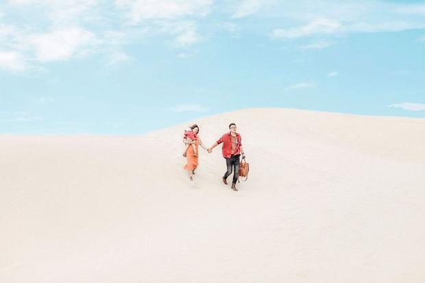 Một vùng đất ở Việt Nam hiện lên rất khác qua bộ ảnh đang viral của gia đình nhỏ mê du lịch: Đẹp trong veo như tranh vẽ, nhìn chỉ muốn đi luôn! - Ảnh 5.