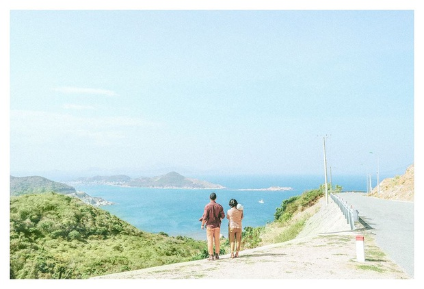 Một vùng đất ở Việt Nam hiện lên rất khác qua bộ ảnh đang viral của gia đình nhỏ mê du lịch: Đẹp trong veo như tranh vẽ, nhìn chỉ muốn đi luôn! - Ảnh 2.