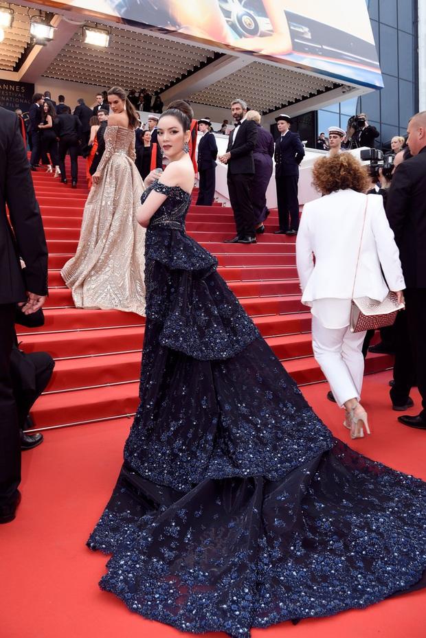 Vbiz có nhiều mỹ nhân nhưng chỉ có Lý Nhã Kỳ đạt đến đẳng cấp bà hoàng thảm đỏ tại LHP Cannes - Ảnh 8.