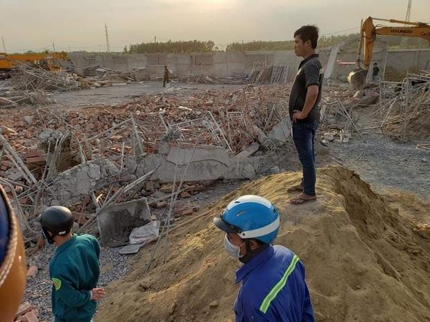 Khởi tố, bắt tạm giam giám đốc công ty TNHH Hà Hải Nga trong vụ sập tường thi công khiến 10 người chết ở Đồng Nai - Ảnh 1.