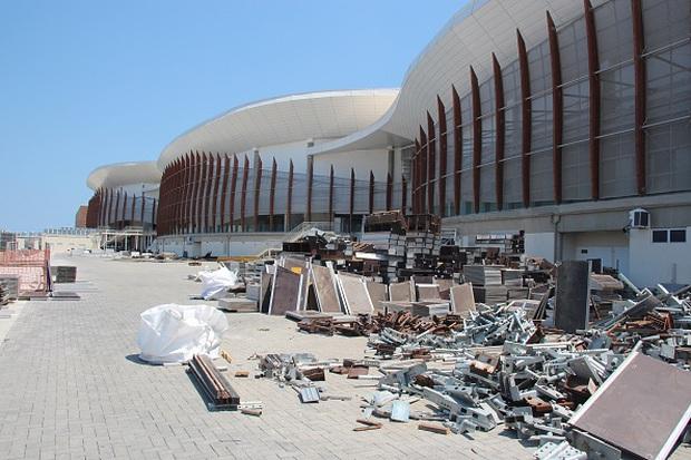 Công trình triệu đô tổ chức Olympic 2016 hoang tàn như vùng đất chết, chuyện gì đã xảy ra? - Ảnh 8.