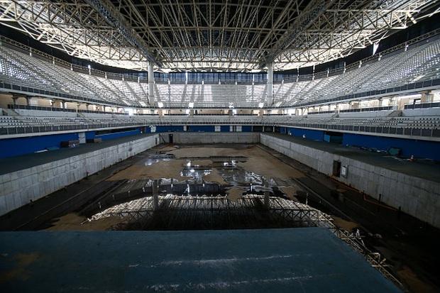 Công trình triệu đô tổ chức Olympic 2016 hoang tàn như vùng đất chết, chuyện gì đã xảy ra? - Ảnh 3.