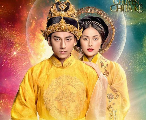 4 vị hoàng hậu tuyệt thế giai nhân trên màn ảnh Việt mà ai cũng mê - Ảnh 5.