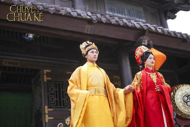 4 vị hoàng hậu tuyệt thế giai nhân trên màn ảnh Việt mà ai cũng mê - Ảnh 3.