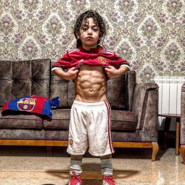 5 đứa trẻ sẵn sàng trở thành thế hệ vàng của thể thao thế giới trong tương lai - Ảnh 2.