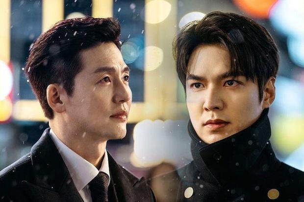 Lee Min Ho đụng mặt siêu phản diện ở Quân Vương Bất Diệt tập 9, mối thù giết cha liệu có đòi lại được? - Ảnh 1.
