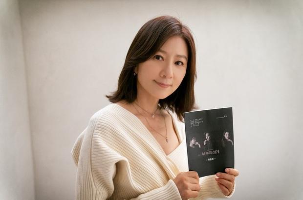 Dàn cast Thế Giới Hôn Nhân spoil nhẹ hồi kết trước giờ G, bà cả Kim Hee Ae hào hứng: Không thể đoán trước cho đến phút cuối cùng - Ảnh 2.