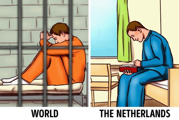 Đất nước duy nhất bỏ hệ thống tù giam vì... chẳng có ai phạm tội, và đây là bí mật giúp họ làm được điều đó - Ảnh 1.