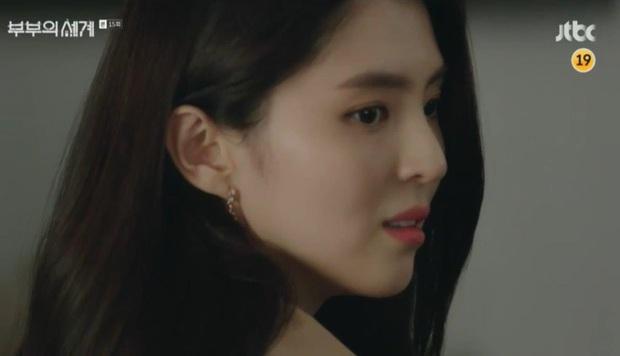 Thế Giới Hôn Nhân tập 15: Bà cả ra tay, tiểu tam lật mặt, Tae Oh mất trắng mọi thứ trong một nốt nhạc - Ảnh 4.