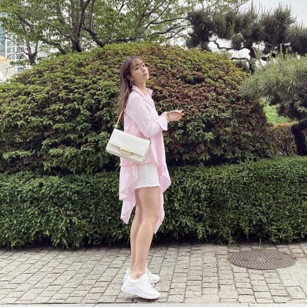 Thường xuyên bị so sánh với Song Hye Kyo - tình cũ một thời của ông xã Lee Byung Hun nay Lee Min Jung lại bất ngờ nhận được cơn mưa lời khen  - Ảnh 2.