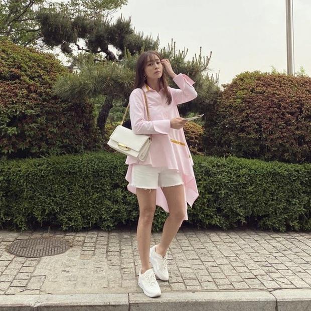 Thường xuyên bị so sánh với Song Hye Kyo - tình cũ một thời của ông xã Lee Byung Hun nay Lee Min Jung lại bất ngờ nhận được cơn mưa lời khen  - Ảnh 3.
