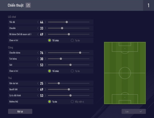 FIFA Online 4: Học Hiếu Hakumen dựng đội hình trong mơ - Team color Real Madrid - Ảnh 13.