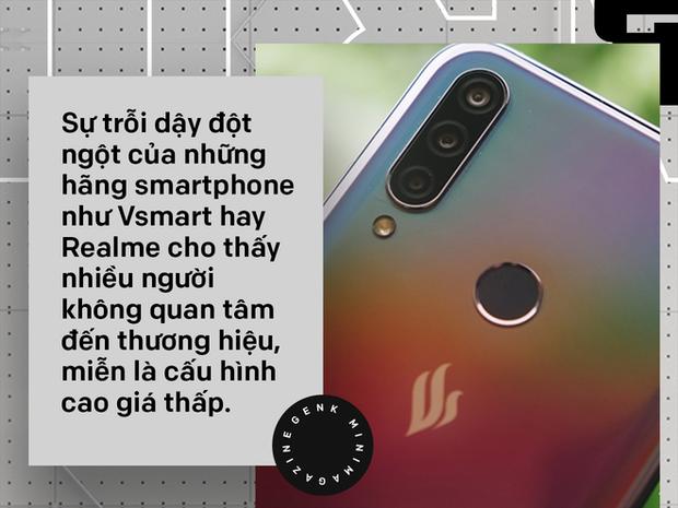 Qua sự trỗi dậy của Realme và Vsmart, bạn sẽ thấy tình yêu của người dùng smartphone giá phổ thông nằm ở đâu - Ảnh 3.