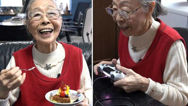 Nữ game thủ được kỷ lục Guinness công nhận là YouTuber già nhất thế giới, cực kỳ thích chơi GTA 5 - Ảnh 3.