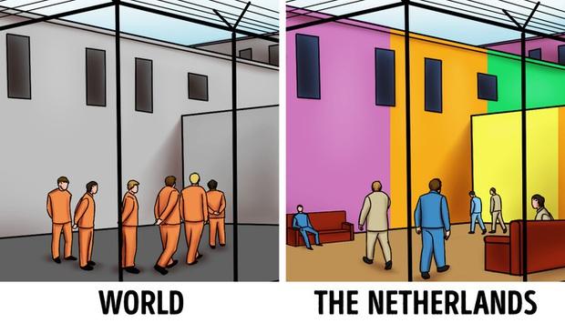 Đất nước duy nhất bỏ hệ thống tù giam vì... chẳng có ai phạm tội, và đây là bí mật giúp họ làm được điều đó - Ảnh 3.