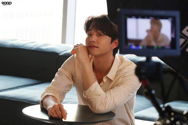 Mê mẩn trước loạt khoảnh khắc đẹp xuất sắc của ông chú yêu tinh Gong Yoo, 40 tuổi rồi nhưng vẫn điển trai và phong độ ngời ngời - Ảnh 3.