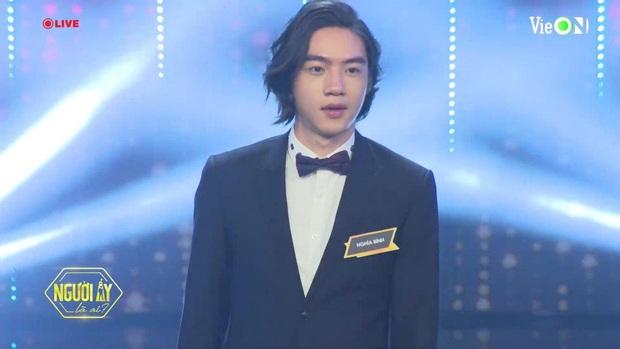 Chân dung mỹ nam tóc dài khiến Midu phải tỏ tình ngay tại sân khấu Người ấy là ai! - Ảnh 3.