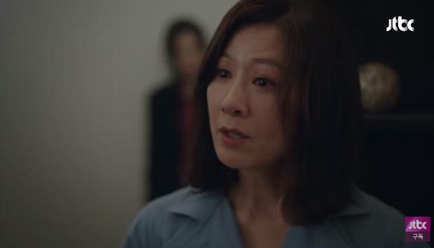 Thế Giới Hôn Nhân tập 15: Bà cả ra tay, tiểu tam lật mặt, Tae Oh mất trắng mọi thứ trong một nốt nhạc - Ảnh 6.