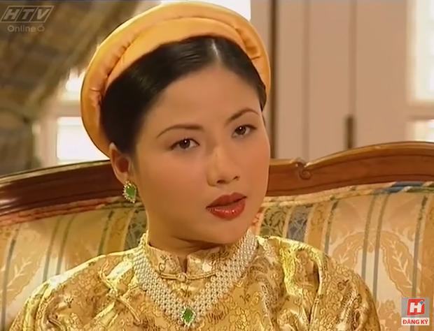 4 vị hoàng hậu tuyệt thế giai nhân trên màn ảnh Việt mà ai cũng mê - Ảnh 1.