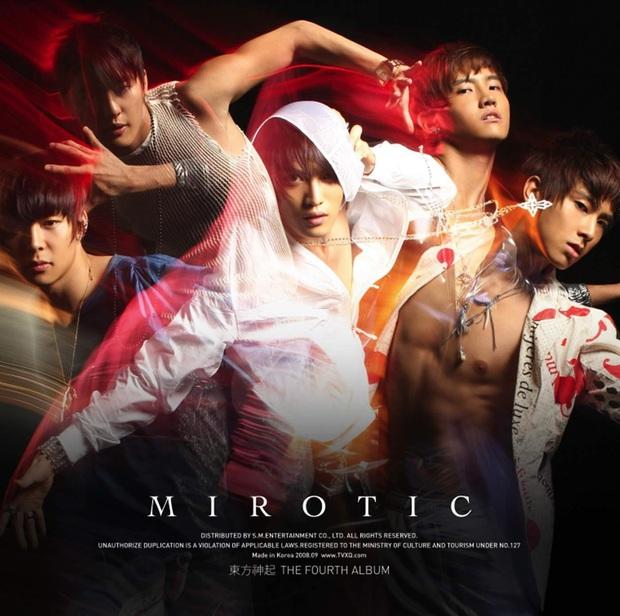 Ngược thời gian trở về năm 2008: Thời kỳ hoàng kim Kpop với loạt ca khúc của TVXQ, BIGBANG, SNSD, Wonder Girls,... đi vào huyền thoại - Ảnh 5.