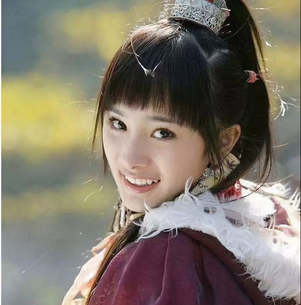 Năm 20 tuổi nhan sắc Dương Mịch xinh đẹp nhường này, bảo sao trở thành mỹ nhân đào hoa nức tiếng Cbiz - Ảnh 7.