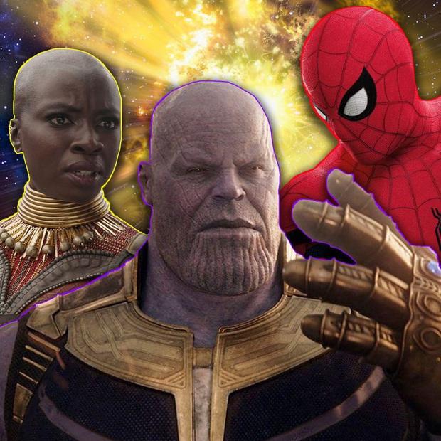 Marvel muối mặt khi bị bóc phốt những lỗi làm phim ngớ ngẩn nhất lịch sử: Thanos xài hàng giả đó giờ mà cứ lấp liếm - Ảnh 1.