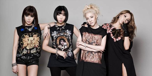 5 nhóm nhạc Kpop khiến fan sốc nặng vì tan rã: Hầu hết là các nhóm nữ, boygroup duy nhất vướng scandal mà phải giải thể - Ảnh 1.