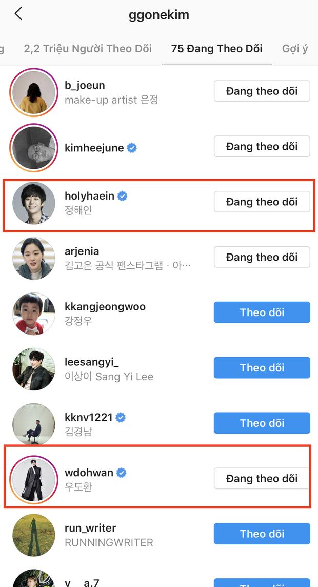 Dậy sóng Kim Go Eun tung hint đáng nghi với Lee Min Ho, trai đẹp cận vệ Woo Do Hwan bất ngờ vào hưởng ứng? - Ảnh 7.