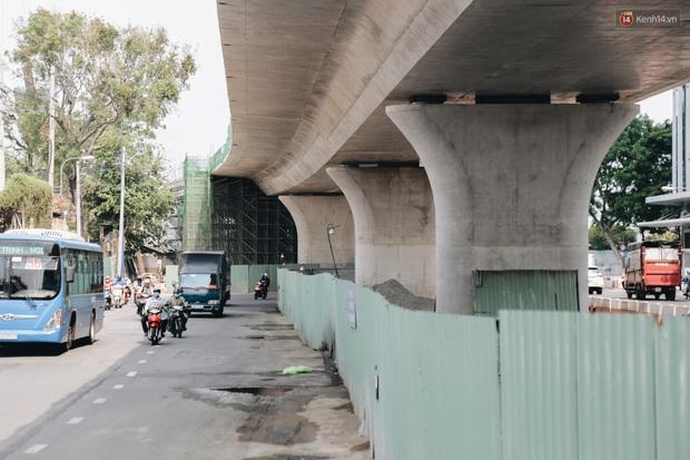 Chùm ảnh cầu Thủ Thiêm 2: Cây cầu dây văng hiện đại nối quận 1 với khu đô thị mới quận 2 đang gấp rút hoàn thiện - Ảnh 18.