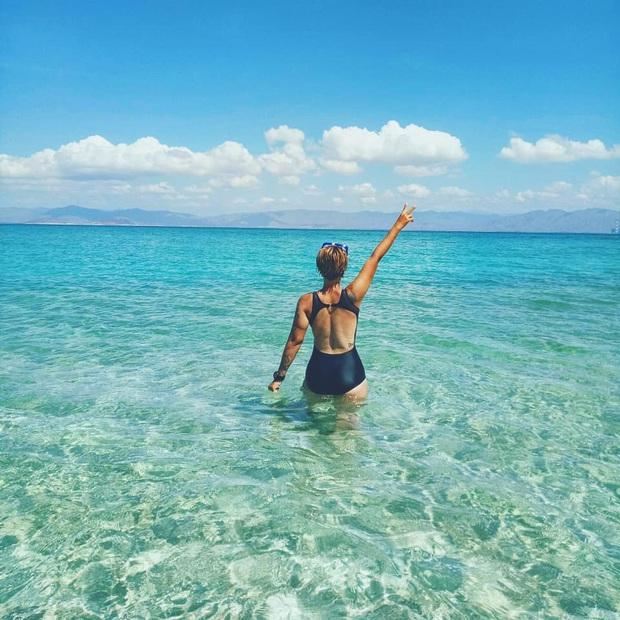 Vừa phát hiện một hòn đảo cực hoang sơ ở Việt Nam: Chưa cần chỉnh màu đã sở hữu làn nước xanh trong vắt, trông chẳng khác nào Maldives!  - Ảnh 20.