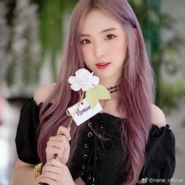 Hot girl Thái Lan Nene bất ngờ lọt top search Weibo chỉ vì biểu cảm cổ vũ quá khích giống... Lee Kwang Soo - Ảnh 5.