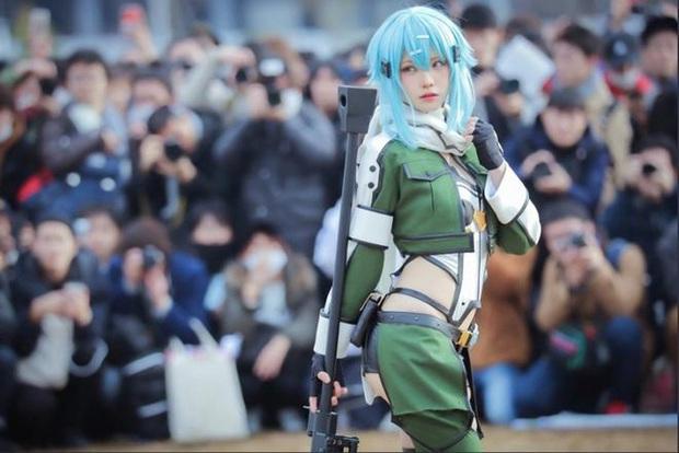 Cosplay vì đam mê, hot girl Nhật Bản kiếm sương sương 2 tỷ đồng mỗi ngày - Ảnh 1.
