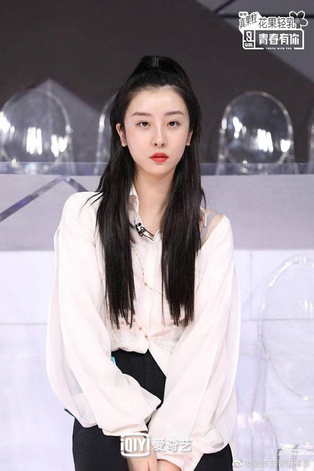 10.000 netizen bình chọn 9 thí sinh đẹp nhất Thanh Xuân Có Bạn: Ngu Thư Hân top cuối, Á hậu Hoa kiều vẫn thua 1 mỹ nhân - Ảnh 2.