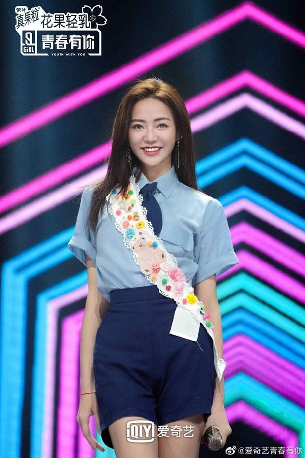 10.000 netizen bình chọn 9 thí sinh đẹp nhất Thanh Xuân Có Bạn: Ngu Thư Hân top cuối, Á hậu Hoa kiều vẫn thua 1 mỹ nhân - Ảnh 5.