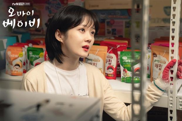 Style của Jang Nara trong phim mới: Cực hay ho, dù có vài lần diện đồ bà thím cũng không dìm nổi nhan sắc ma cà rồng - Ảnh 2.