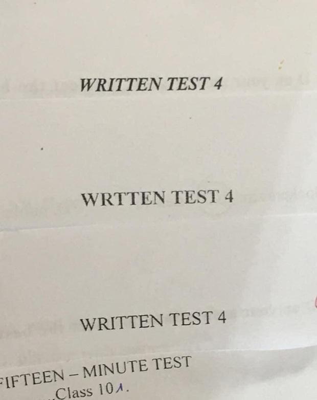 Đặt mã đề thi dài cả tận cây số, học sinh khóc thét vì độ lầy lội của thầy cô: Thế này thì quay cop kiểu gì? - Ảnh 5.
