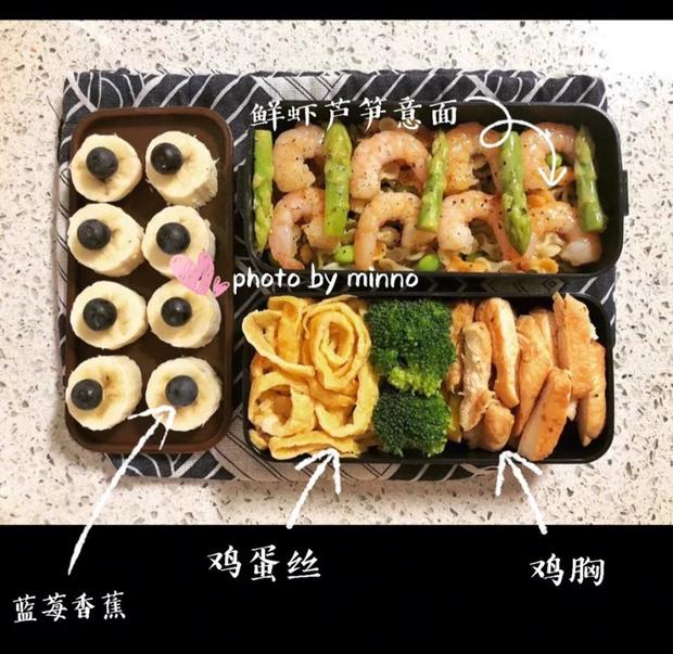 Gái xinh xứ Trung giảm 20kg trong chưa đầy 3 tháng chia sẻ thực đơn ăn trưa 7 ngày cho các nàng lười ăn kiêng - Ảnh 5.