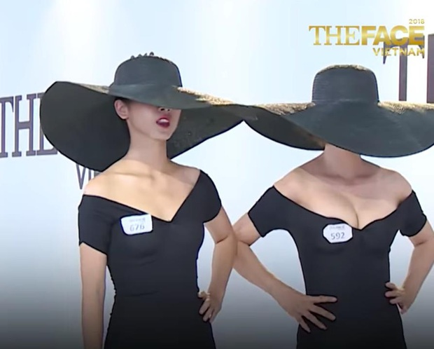 Chuyện bây giờ mới kể: Quỳnh Lương từng bị Host Nam Trung dằn mặt tại The Face Vietnam 2018 vì dám gian lận! - Ảnh 1.