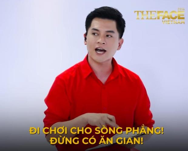 Chuyện bây giờ mới kể: Quỳnh Lương từng bị Host Nam Trung dằn mặt tại The Face Vietnam 2018 vì dám gian lận! - Ảnh 2.