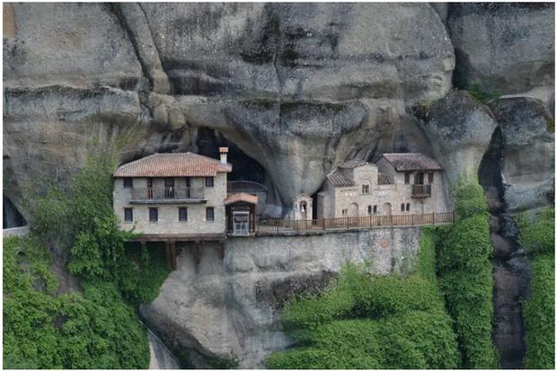 21 bức ảnh ngoạn mục về các địa điểm tôn giáo biệt lập bậc nhất thế giới - Ảnh 20.