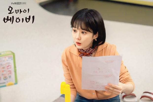 Style của Jang Nara trong phim mới: Cực hay ho, dù có vài lần diện đồ bà thím cũng không dìm nổi nhan sắc ma cà rồng - Ảnh 3.