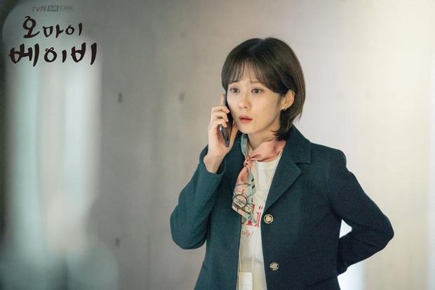 Style của Jang Nara trong phim mới: Cực hay ho, dù có vài lần diện đồ bà thím cũng không dìm nổi nhan sắc ma cà rồng - Ảnh 4.