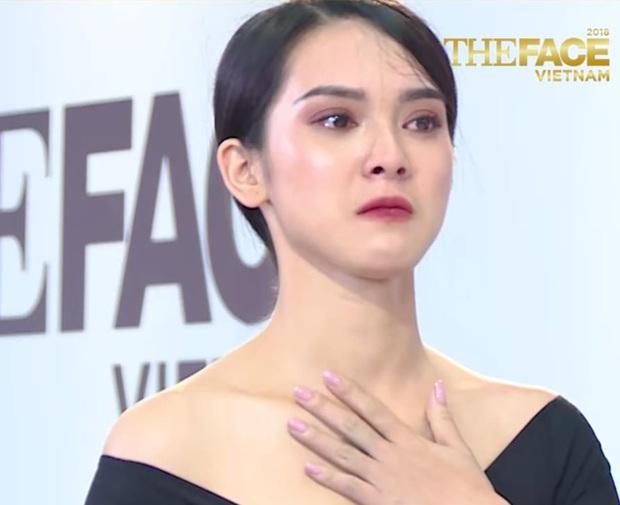 Chuyện bây giờ mới kể: Quỳnh Lương từng bị Host Nam Trung dằn mặt tại The Face Vietnam 2018 vì dám gian lận! - Ảnh 4.