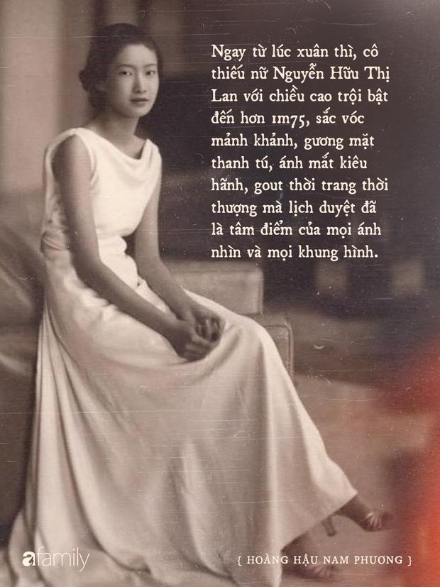 Nam Phương Hoàng Hậu: Người đàn bà phải lòng Dior nhưng phân nửa đời vẫn mực thước với Áo dài - Ảnh 5.