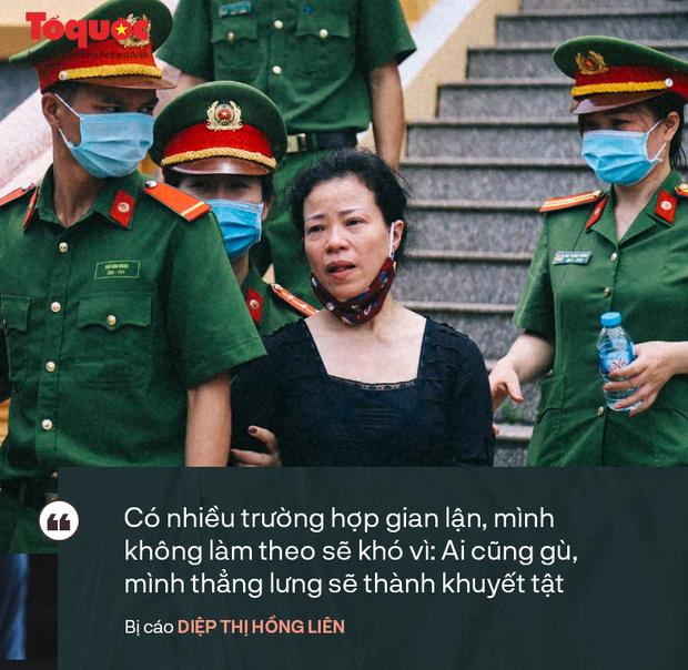 Những phát ngôn bất ngờ của các bị cáo trong vụ xét xử gian lận điểm thi ở Hoà Bình - Ảnh 6.